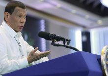 Philippines announces plan to back out of U.S. military defense alliance after two decades