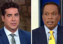 Jesse Watters, Juan Williams hit Bloomberg over 'stop and frisk' defense: 'These were innocent people'