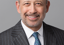 Ex-Goldman CEO Blankfein issues warning about Bernie Sanders