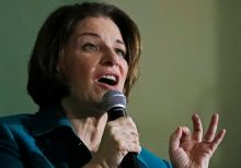 In unearthed 2006 clip, Klobuchar called for fence, 'order' at the border
