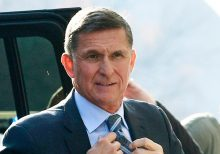 Justice Department taps outside prosecutor to review handling of Michael Flynn case