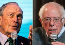 Bernie Sanders tears into Michael Bloomberg, says Dem billionaire can't beat Trump
