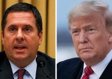 Devin Nunes says Trump 'has to tweet' to combat 'hard left' media after Barr backlash