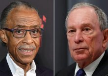 Rev. Al Sharpton: Bloomberg isn't the only 2020 Democrat with 'racial baggage'
