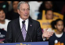 Bloomberg's long record of vulgar comments haunting presidential bid