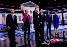 Bloomberg under siege at Dem debate, as Sanders and Warren take on rising billionaire