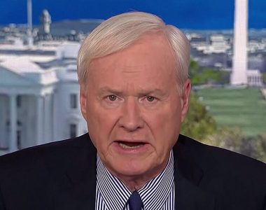 MSNBC's Chris Matthews says Sanders 'running away with this thing' after debate, slams other Dems