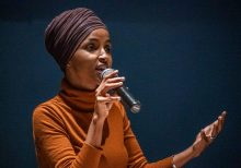 Ilhan Omar slams Meghan McCain, accuses 'View' co-host of hypocrisy on Sanders backers' online attacks