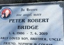 Australian family claims son's headstone was removed without knowledge over 'offensive' picture: report