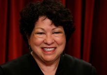 Sotomayor issues blistering dissent, says Republican-appointed justices have bias toward Trump administration