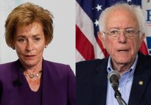 Bloomberg surrogate Judge Judy says she'll fight socialist revolution 'to the death'