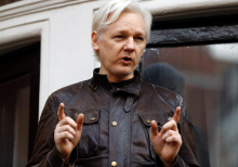US officials to begin extradition proceedings against Assange in London courthouse