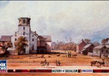 New Harmony: America's failed 19th-century socialist experiment