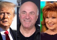 'Shark Tank's' Kevin O'Leary tells 'View' hosts Trump will win re-election due to low unemployment