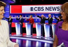 CBS moderators Norah O'Donnell, Gayle King slammed for 'losing control' of Dem debate