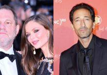 Harvey Weinstein's ex-wife Georgina Chapman now dating actor Adrien Brody