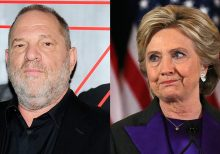 Hillary Clinton took more cash from Harvey Weinstein than any other Democrat
