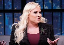 Meghan McCain scolds audience members after apparent applause for Pence failing on coronavirus