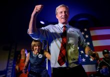 Tom Steyer dances to 'Back that Azz' up in excruciating video
