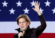 Warren declares contested Democratic National Convention the 'final play'