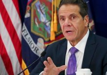 New York sees 1st coronavirus case, Cuomo announces