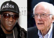 Public Enemy fires Flavor Flav after Bernie Sanders cease and desist letter