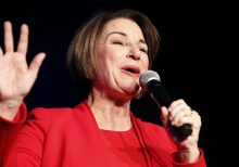 Klobuchar ends Democratic presidential bid, set to endorse Biden
