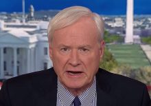 MSNBC host Chris Matthews announces resignation amid series of controversies