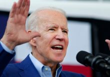 O'Rourke endorses Biden at Dallas rally on eve of Super Tuesday, joining onetime rivals Klobuchar and Butti...