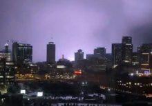 Deadly tornadoes strike Nashville overnight, 2 dead: police
