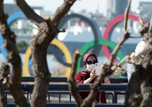 Coronavirus global death rate at 3.4%, Olympics delay a possibility