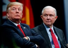 Trump tears into Jeff Sessions after former AG forced into runoff for old Senate seat