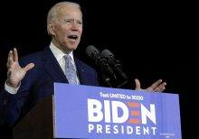 Biden roars back: Super Tuesday leaves ex-VP in airtight contest for delegates with Sanders