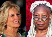 Whoopi Goldberg mistakenly touts Dr. Jill Biden for surgeon general: 'She's a hell of a doctor'