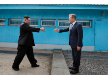 Kim Jong Un sends condolence letter to South Korea over coronavirus outbreak