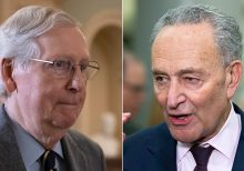 McConnell to call out Schumer for controversial remarks directed at Supreme Court justices