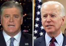 Sean Hannity blasts Joe Biden's 'offensive' 1973 comments about African-Americans