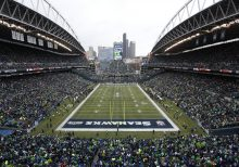 Stadium employee who worked XFL game in Seattle tests positive for coronavirus