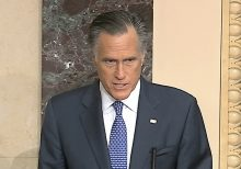 Romney could block Republican subpoena try aimed at the Bidens