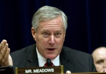Trump announces Mark Meadows to replace Mick Mulvaney as White House chief of staff