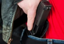 Record number hold Minnesota gun carry permits: report