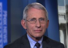 Fauci says 'anything is possible' when asked about widespread coronavirus quarantine