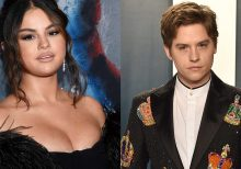 Selena Gomez says first on-camera kiss with Dylan Sprouse was 'one of the worst days' of her life