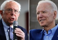 Biden projected to win Mississippi and Missouri primaries, with polls in pivotal Michigan closing soon