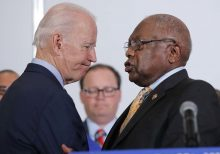 Clyburn calls for shutting Dem primary down, canceling debates after Biden surge