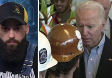 Auto worker who confronted Joe Biden about gun control: He 'went off the deep end'
