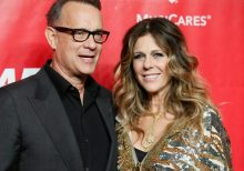 Tom Hanks, Rita Wilson say they've tested positive with coronavirus