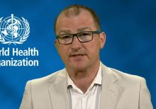 World Health Organization official: 80 percent of coronavirus cases will involve mild symptoms