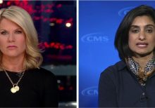 Martha MacCallum calls out CMS head for dodging question on coronavirus prep: 'That is not a direct answer'