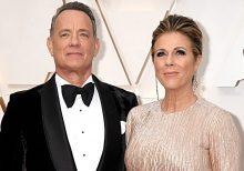Tom Hanks, Rita Wilson share update following coronavirus diagnosis